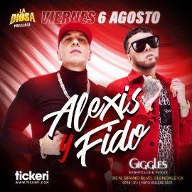 Image for ALEXIS Y FIDO EN LOS ANGELES