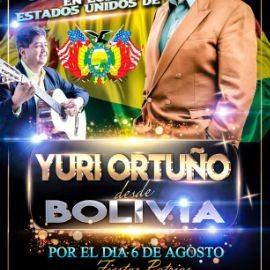 Image for YURI ORTUÑO DESDE BOLIVIA FESTEJANDO LAS FIESTAS PATRIAS