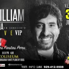 """Image for WILLIAM LUNA EN CONCIERTO """" LIVE VIP """""""