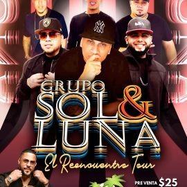 Image for SOL Y LUNA EL REENCUENTRO TOUR @ CUCHIFRITO LOUNGE ROCHESTER NY