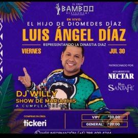 Image for EL HIJO DE DIOMEDEZ DIAZ. LUIS ANGEL DIAZ