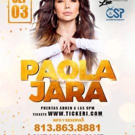 Image for Paola Jara en Tampa (03 SeptIembre)