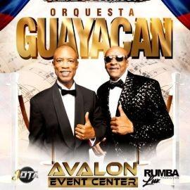 Image for ORQUESTA GUAYACAN EN TAMPA (AVALON EVENT CENTER) 14 AGOSTO