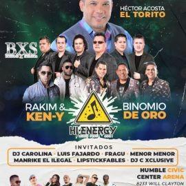 Image for HI ENERGY MUSIC FEST 2021 EL TORITO