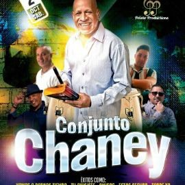 Image for CONJUNTO CHANEY EN CONCIERTO DIRECTAMENTE DESDE PUERTO RICO A LAWRENCEVILLE GEORGIA