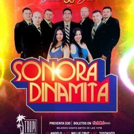 Image for La Sonora Dinamita en Vivo!