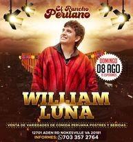 Image for WILLIAM LUNA EN VIVO