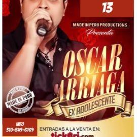 Image for Oscar Arriaga Ex adolescentes en Vivo!