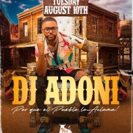 Image for DJ ADONI POR QUE EL PUEBLO LO ACLAMA ! BROOKLYN NEW YORK
