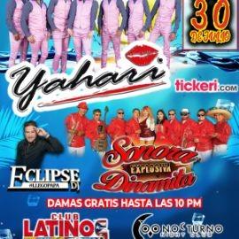 Image for YAHARI Y LA SONORA DINAMITA ( EN VIVO EN AUSTIN TX )