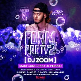 """Image for FOAM PARTY 2 DESDE NEW YORK """" DJ ZOOM """" STERLING VIRGINIA"""