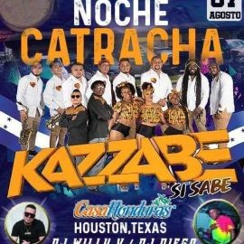 Image for Kazzabe en Vivo - Houston, Tx (Casa Honduras)