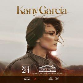 Image for KANY GARCIA EN CONCIERTO ! WASHINGTON DC