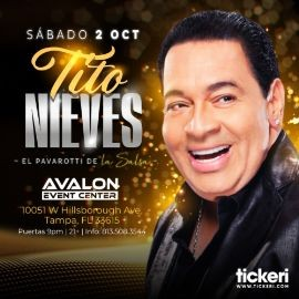 Image for TITO NIEVES EN TAMPA