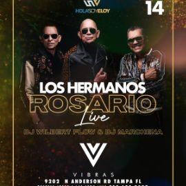 Image for Los hermanos Rosario live en Tampa