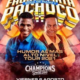 Image for Fausto Mata (Boca De Piano) & Pachuco