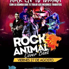 Image for Rock Animal - Lo mejor del rock en tu Idioma ! Addison Texas