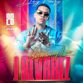 Image for Vesos Day Party with J Alvarez Performing Live