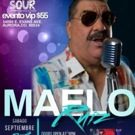 Image for MAELO RUIZ EN CONCIERTO ! AURORA COLORADO