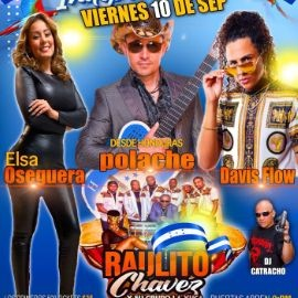 Image for ELSA OSEGUERA, DESDE HONDURAS POLACHE, DAVIS FLOW, RAULITO CHAVEZ Y SU  GRUPO LA YUCA, FESTIVAL DE INDEPENDECIA ! NORCROSS GEORGIA