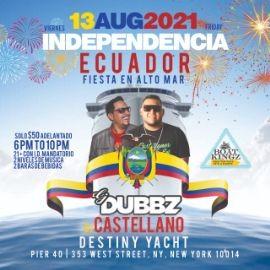 Image for Ecuadorian Independence Summer Cruise At Destiny Yacht