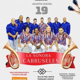 Image for Desde Colombia La Sonora Carruseles