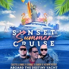 Image for Sunset Summer Party Cruise At Destiny Yacht