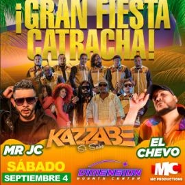 Image for Kazzabe, El Chevo & Mr Jc - Naples, Fl (Dimension Event Center)