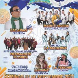 Image for McDonald's presenta: 16th FESTIVAL SALVADOREÑISIMO