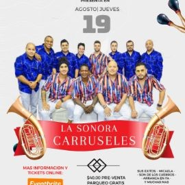 Image for SONORA CARRUSELES LIVE CONCERT