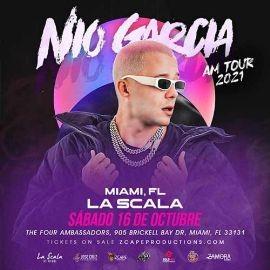 Image for NIO GARCIA AM TOUR 2021 MIAMI CANCELED