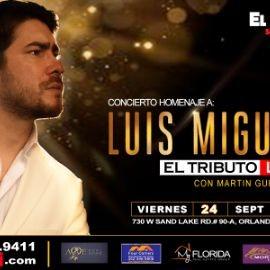 Image for LUIS MIGUEL EL TRIBUTO LIVE