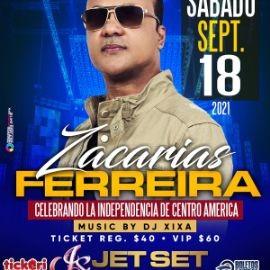 Image for ZACARIAS FERREIRA EN CONCIERTO !  READING PENNSYLVANIA