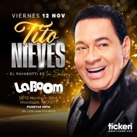 Image for TITO NIEVES EN NEW YORK
