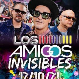 Image for Los Amigos Invisibles en Concierto!