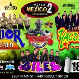 Image for Junior Klan, Los Yaguaru, Sonido Winners, Giles USA en Vivo!