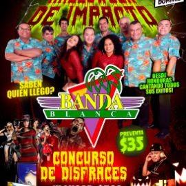 Image for Halloween de Impacto con Banda Blanca tour 2021