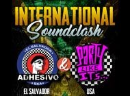 Image for INTERNATIONAL SOUNDCLASH Featuring Adhesivo & Party Like It's...