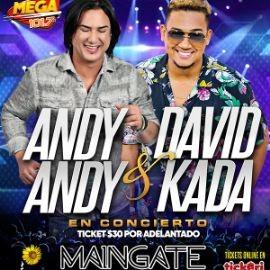 Image for ANDY ANDY & DAVID KADA 🔥 EN CONCIERTO 🔥 ALLENTOWN, PA