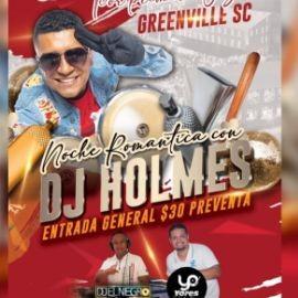 Image for POR PRIMERA VEZ EN SUR CAROLINA DJ HOLMES