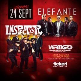 Image for ELEFANTE E INSPECTOR EN HOUSTON