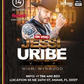 Image for JESSI URIBE VIP ! MIAMI- FLORIDA