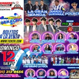 Image for 4to CATRACHO FEST 2021
