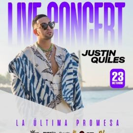 Image for Justin Quiles Live Concert