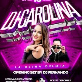 Image for DJ CAROLINA