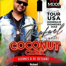 Image for RAFAEL SANTOS EN VIVO ! COCONUT CREEK FLORIDA