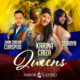 Image for Karina Caiza junto a Soraya & Juan Carlos Cuaspud ! Queens New York