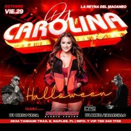 Image for DJ CAROLINA EN NAPLES