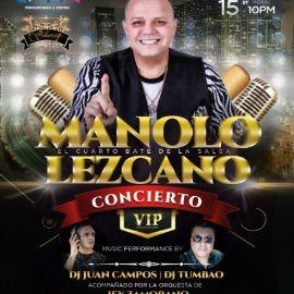 Image for MANOLO LEZCANO CONCIERTO VIP EN MIAMI