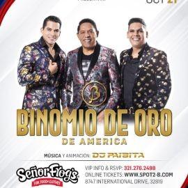 Image for BINOMIO DE ORO EN ORLANDO FLORIDA